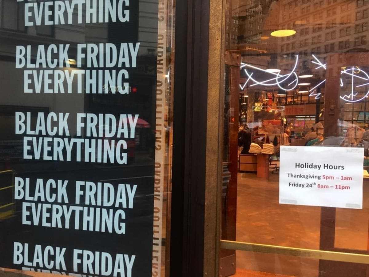 Ohio Black Friday 2018 Store Hours Best Deals Cleveland