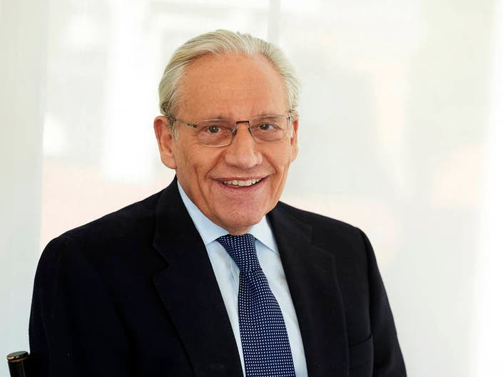 Bob Woodward To Speak At Kent State On Shooting Anniversary