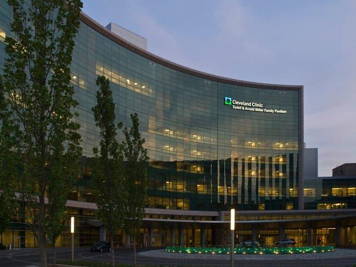 La clinique de Cleveland est le deuxième meilleur hôpital au monde.