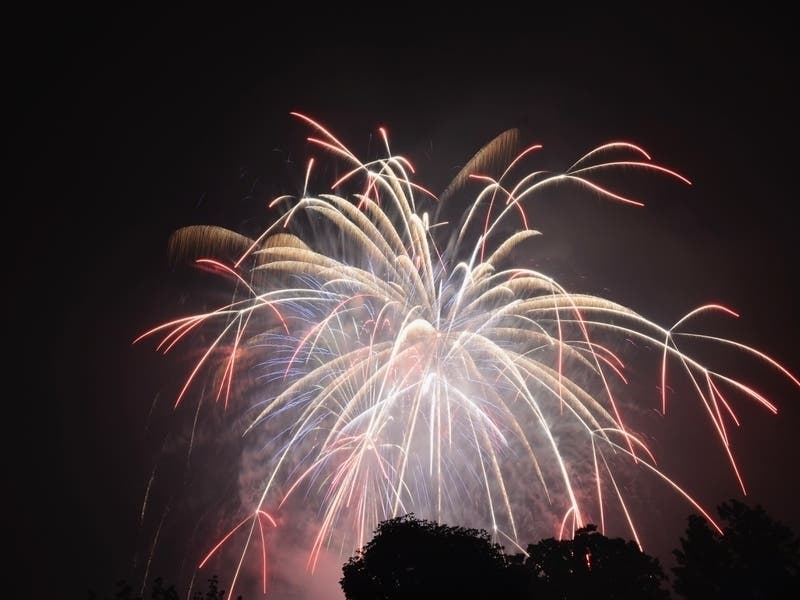 Backyard Fireworks Could Soon Be Legal In Ohio