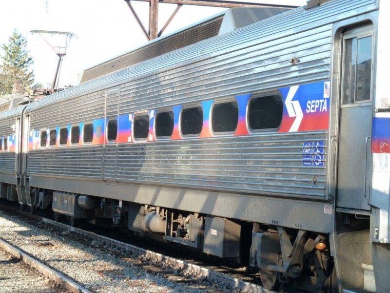 Smoking Septa Train Cars Cause Evacuation Friday Morning