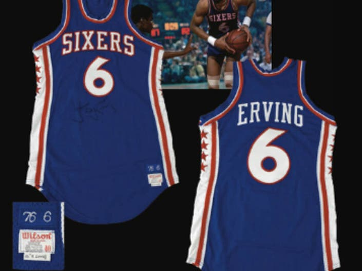 f1f9d6a6fbc NBA Legends Jerseys Being Auctioned By Exton Company