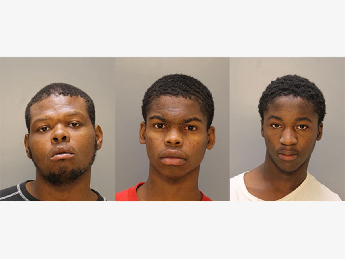 3 Teens 1 Adult Arrested In Violent West Philly Carjacking Cops