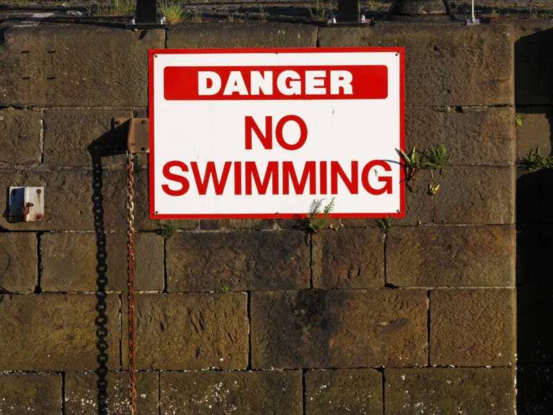 Do NOT Swim At Devil's Pool In Wissahickon Park, Officials Say