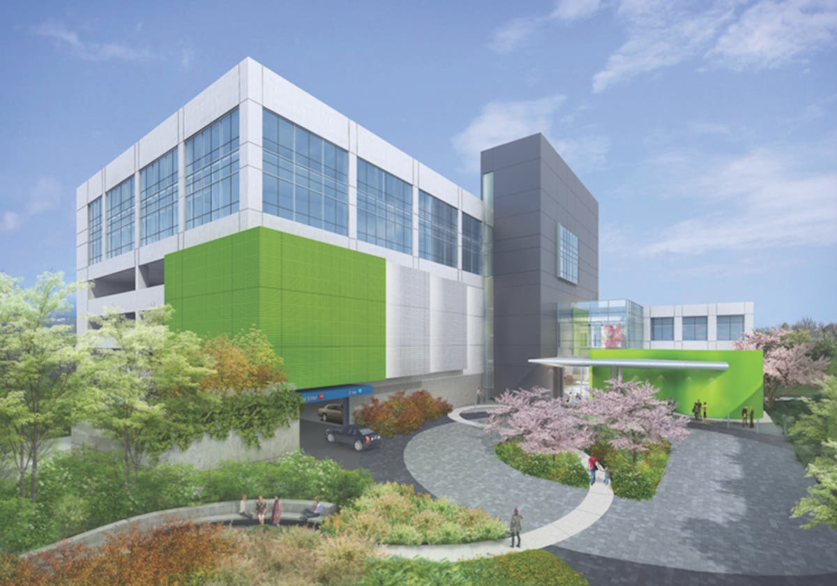 New Women's Health Center In King Of Prussia Breaks Ground