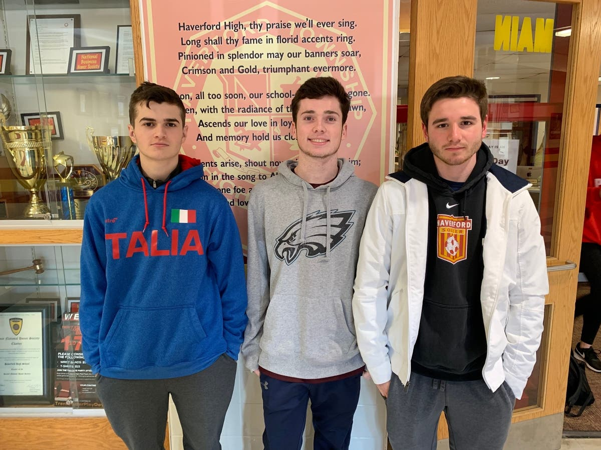 3 Haverford High Schoolers Named National Merit Finalists