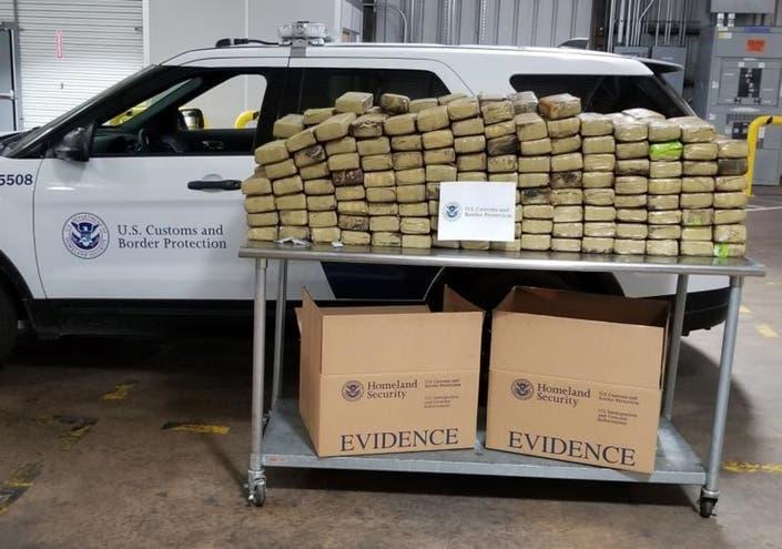 614 Pounds Of Marijuana Seized At Philadelphia Port: Feds