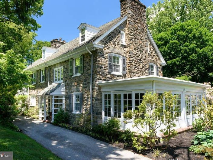Francois Illas New Tradition: Flipboard: Turn-Of-The-Century, $1.4M Ardmore Home Just