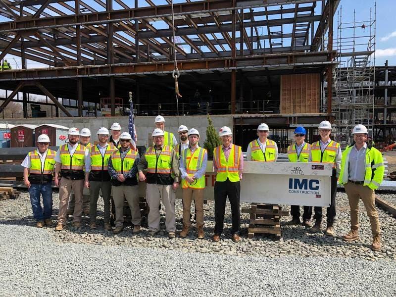 Radnor's Penn Medicine Facility Reaches Construction Milestone