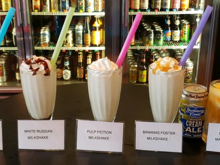 Trolley Car Diner Offering New Boozy Shakes, Free Samples