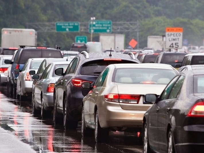 Philly Traffic Congestion Costs Millions, Study Says