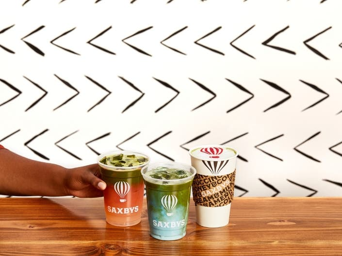 Saxbys Now Offering Matcha, New Sandwiches