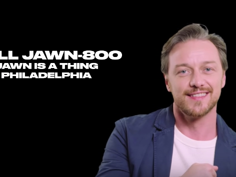 James McAvoy Talks Jawn At It: Chapter Two Interview