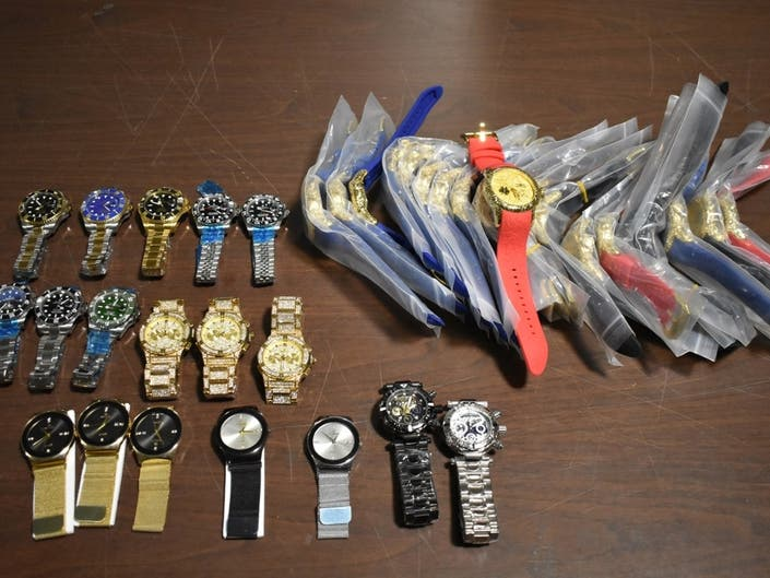 $400K In Fake Luxury Watches Seized In Philadelphia