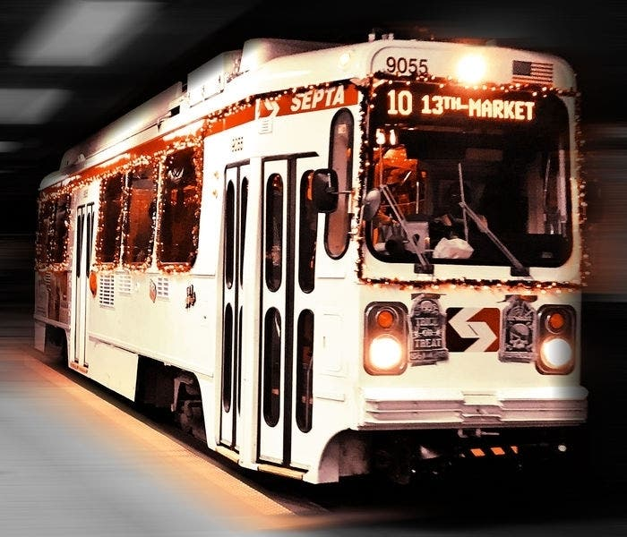 Visit Phillys Halloween Attractions Without Worry On SEPTA