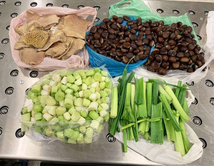 Raw Meat, Animal Stomach, More Seized At Philly Airport: Customs-2