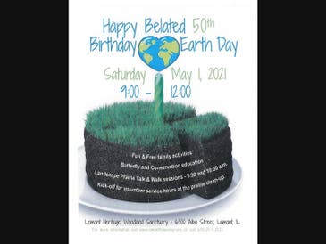 Township Celebrates A Happy Belated 50th Birthday Earth ...