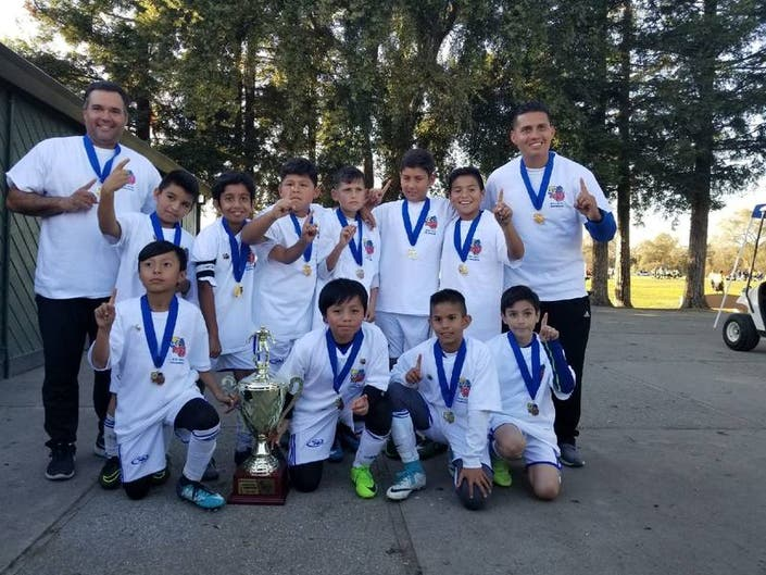 1014cd2aa ... Nor Cal Rush Soccer Club Wins State Cup in two age groups-0 ...