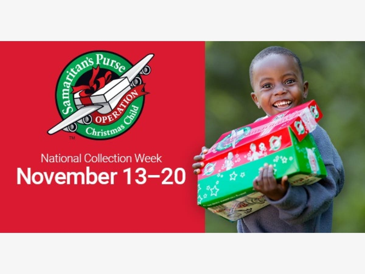 Operation Christmas Child Drop Off.Drop Off Sites Open Nov 13 20 For Operation Christmas Child