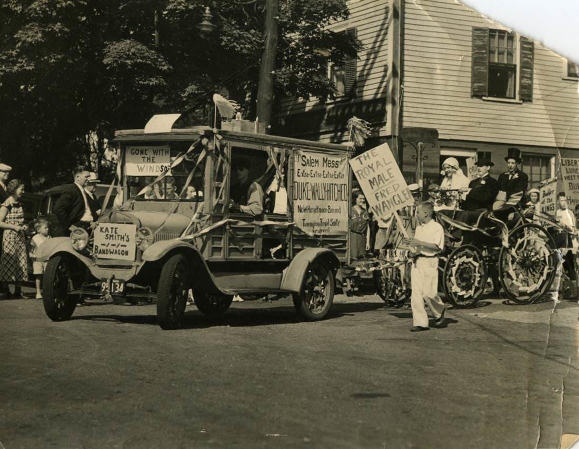 The Horribles Parade: A Brief History Of U S  Satire