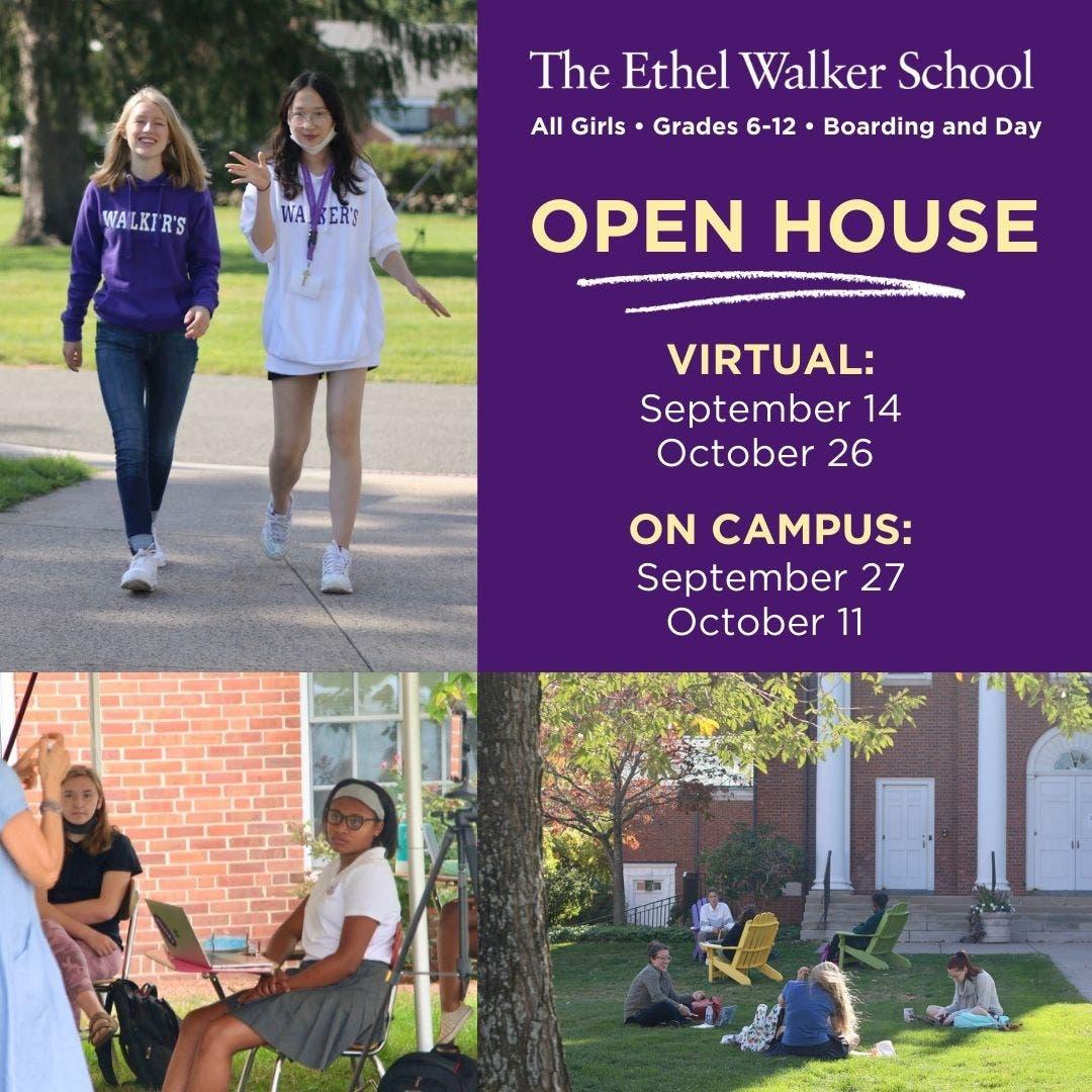 Ethel Walker School Open House