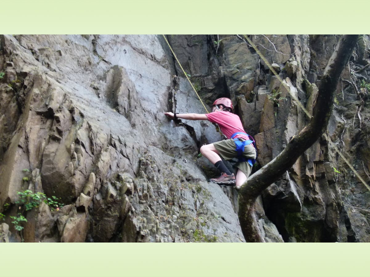Troop 542 Journeys To French Creek State Park For Rock