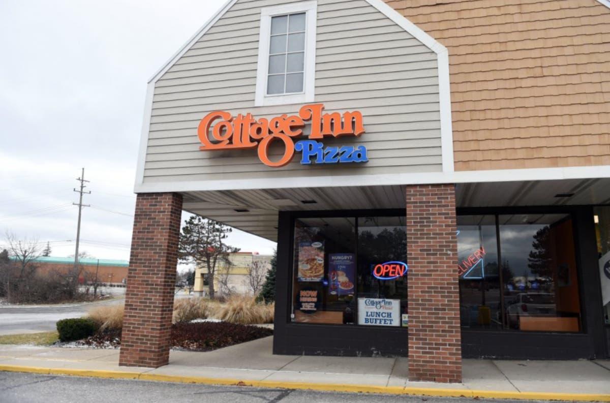 cottage inn pizza advances ohio expansion with dynamic franchise rh patch com cottage inn saline order cottage inn menu saline mi