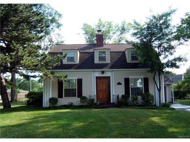 Wow House Dearborn Dutch Colonial Revival Dearborn Mi Patch