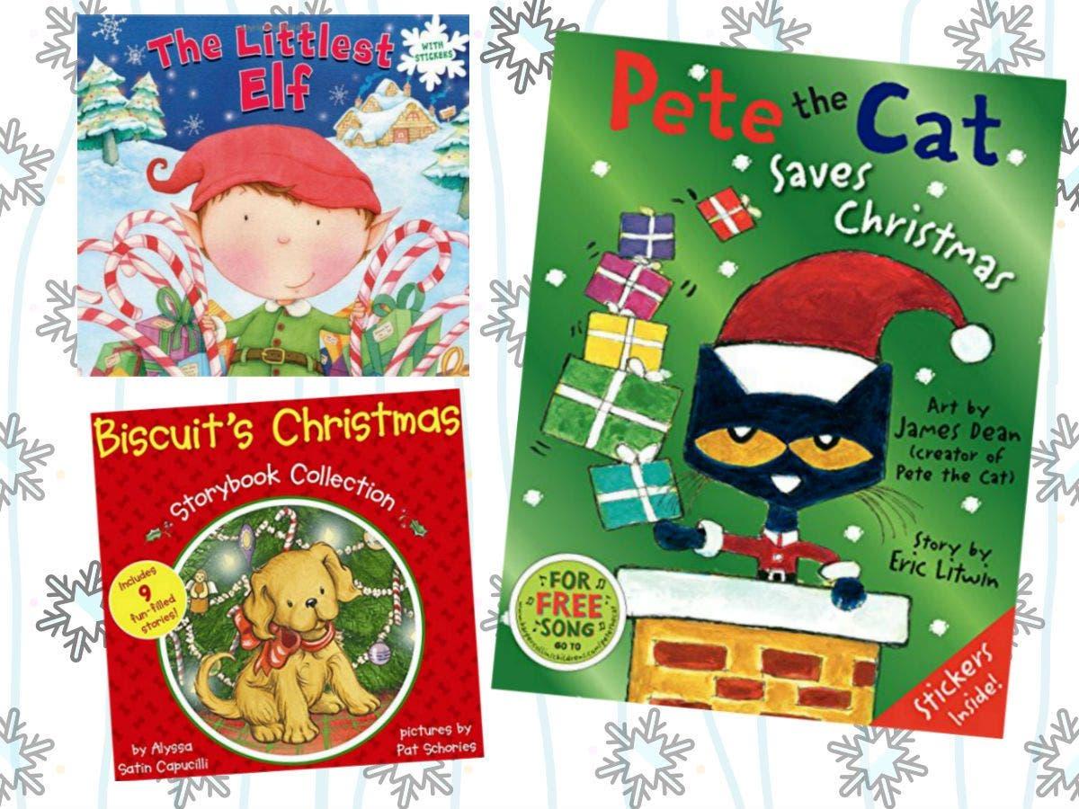Christmas Books For Kids.25 Best Selling Children S Christmas Books Dealtown Us Patch
