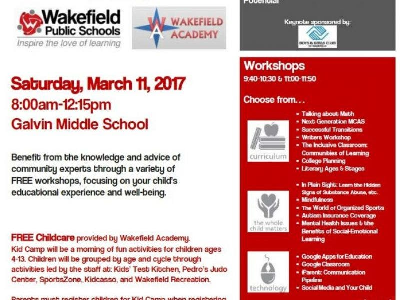 Parent Workshop In Wakefield March 11th >> Wakefield S Parent University Aims To Help Mom And Dad Wakefield