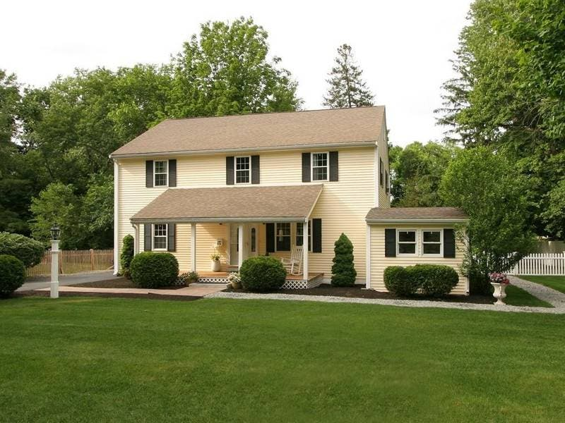 Renovated Summer Ave Colonial Comes With Gift For Buyer