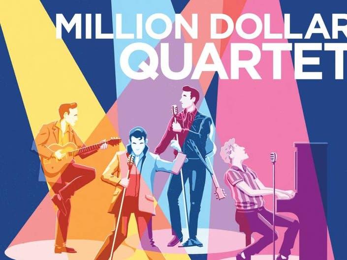 Tony Award-Winning Hit Million Dollar Quartet Coming To GBS