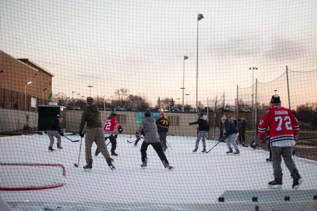 Wheaton Park District Hosting Charity Hockey Tournament Wheaton