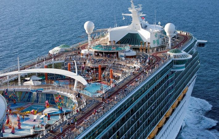 Another Job Americans Wont Do Work On A Cruise Ship