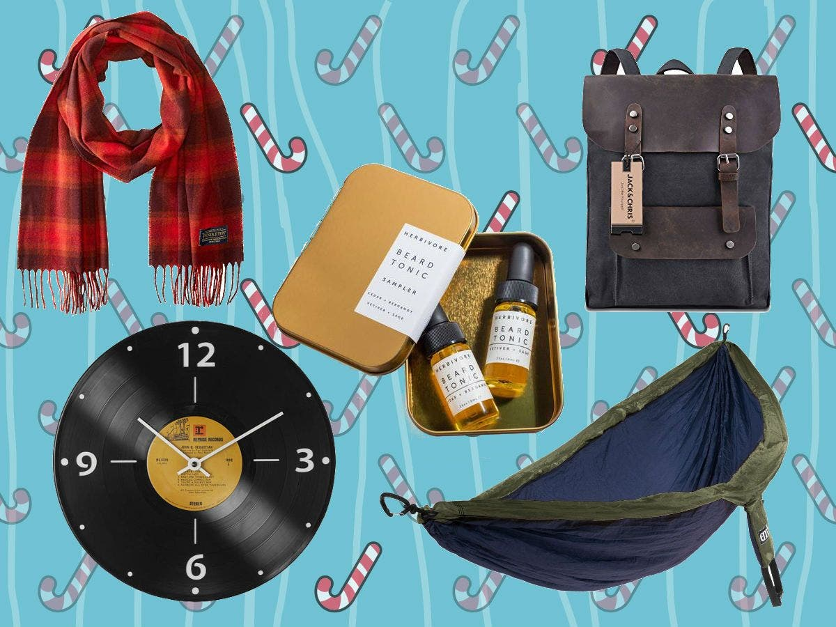 3fb4845ad4 Patch Holiday Gift Guide: Foolproof Presents for the Guys in Your Life