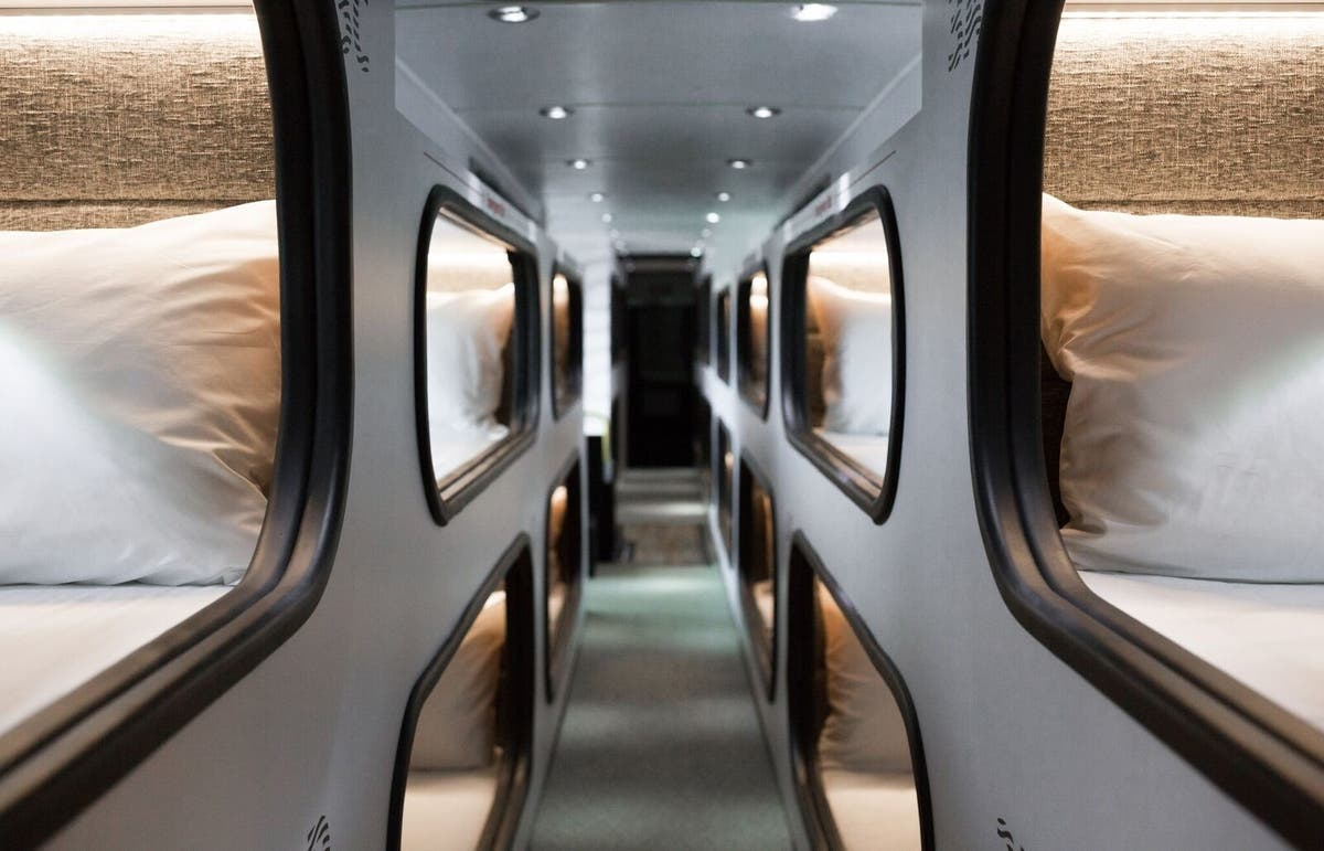 This New Luxury Bus Company Isn't Your Average Greyhound