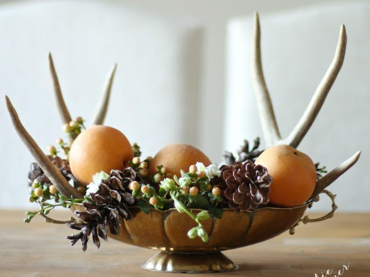 Simple Yet Impressive Diy Thanksgiving Centerpieces Across