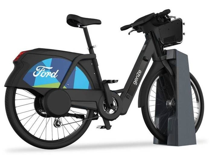 Ford GoBike Taking Bay Area Electric Bicycles Out of Service