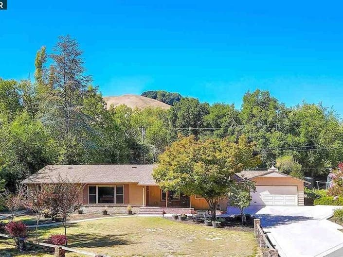 3 Bed, 2 Bath Castro Valley Home with RV Parking Up for Sale