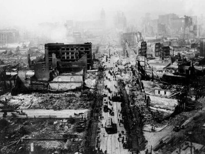 Quake Preparation Tips Offered on Anniversary of 1906 SF Trembler