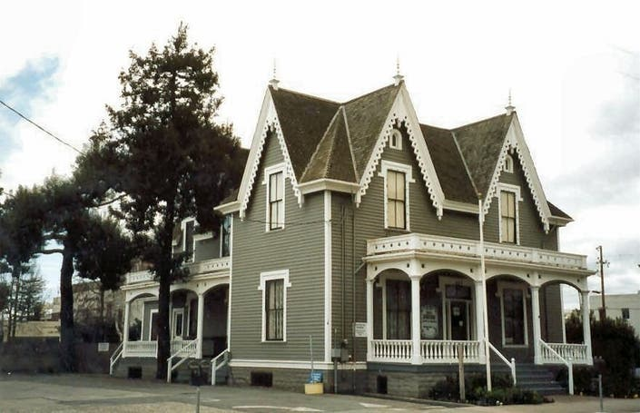 San Mateo Countys Historic Lathrop House Being Relocated