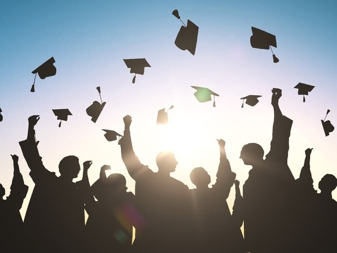 Cal State San Marcos Holds 2 Graduation Ceremonies Friday