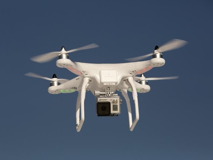 Uber Files Paperwork To Begin Food Delivery By Drone In San Diego
