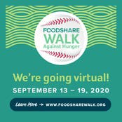 37th Annual Walk Against Hunger-Virtual