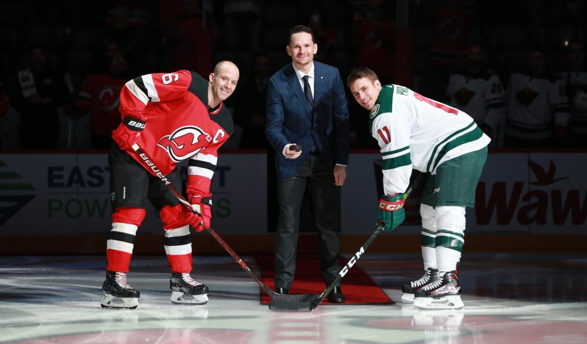 Patrik Elias Honored To Have No 26 Jersey Retired On Saturday