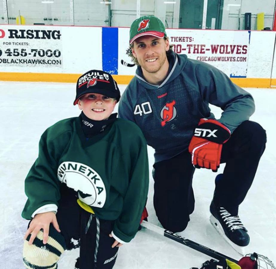abeffd39a Devils: Blake Coleman Launches Pickles Pals for Newark's Youth ...