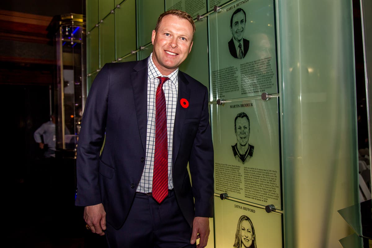 Devils Honor Martin Brodeur After Hockey Hall Of Fame Induction