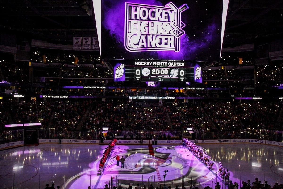 f94de135976 ... Devils Honor 11-Year Old Survivor on Hockey Fights Cancer Night-1 ...
