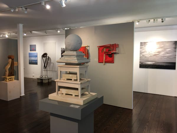 "Works of Rhode Island's ""Dean of Sculpture"" at GALLERY At FOUR"