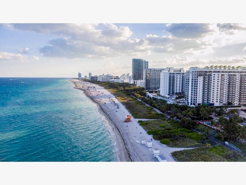 Miami Beach Residents Score Hurricane Irma Hotel Deals